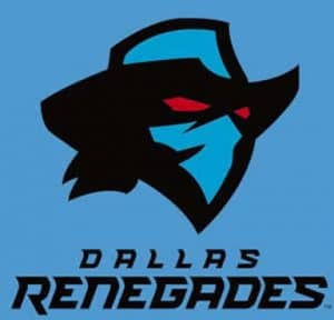 Dallas Renegades Logo