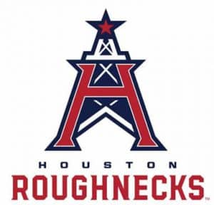 Houston Roughnecks Logo