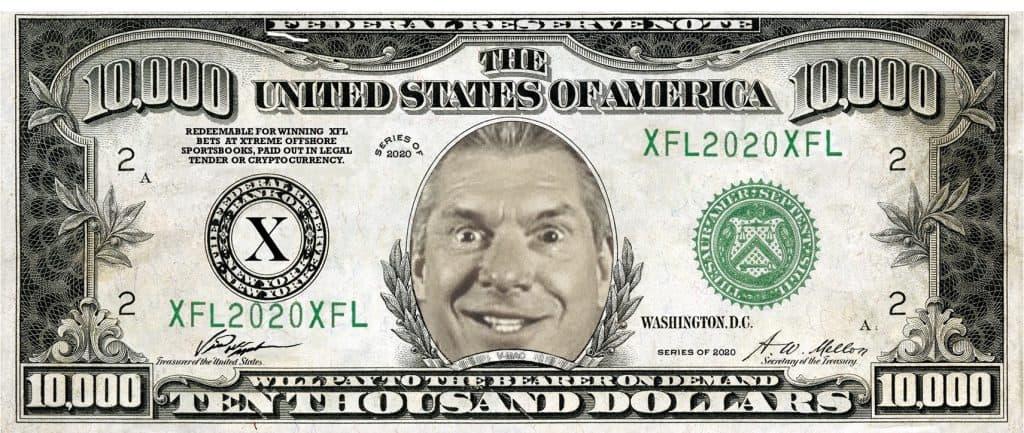 Vince McMahon Cash